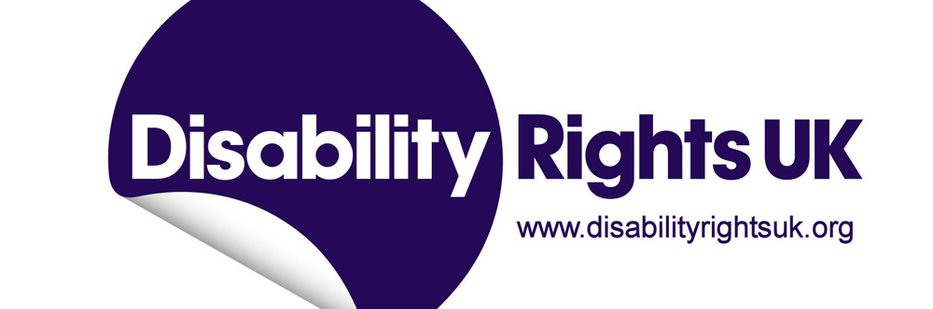 We're supporting Disability Rights UK as one of our charities of the year